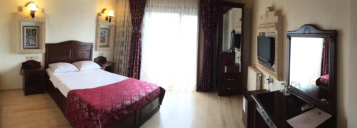 Saruhan double room
